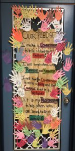 Grade 6 Classroom Pledge