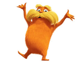 THE LORAX MUSICAL PERFORMANCE Feb. 7th 1:30 and 7:00 pm