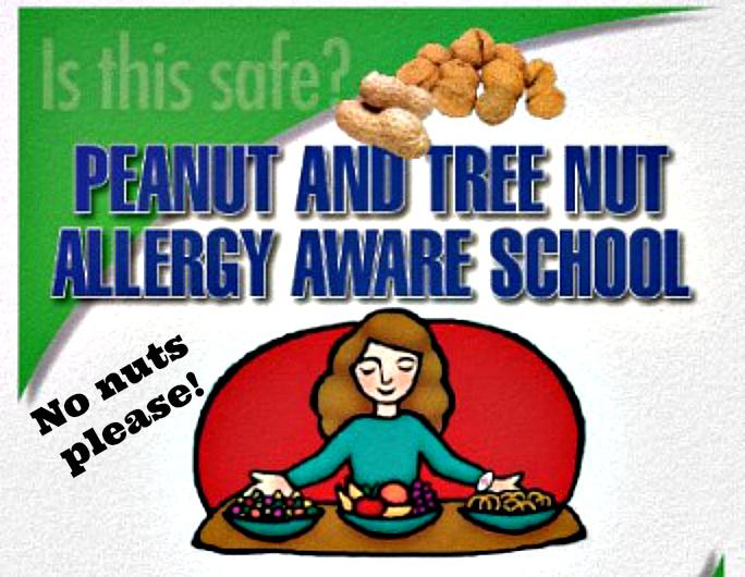 allergy aware school