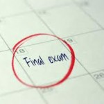 June 2014 Final Exam Schedule