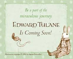 edward Tulane is coming
