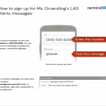Emergency Notifications Sign Up