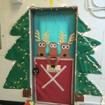 Door Decorating Winner