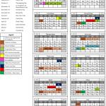 LAS School Calendar 2018-2019