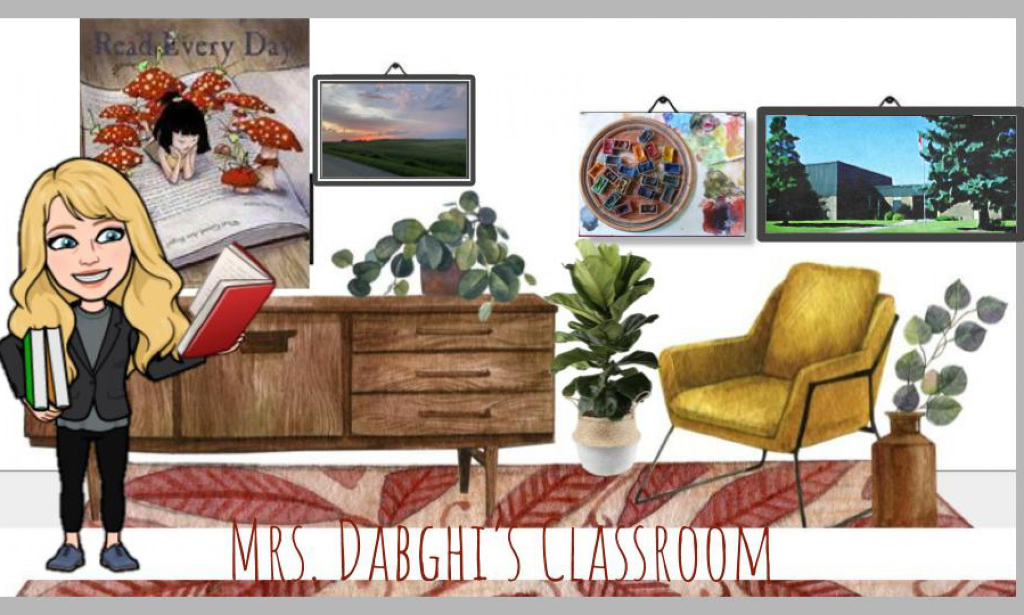 Mrs. Dabghi's Classroom