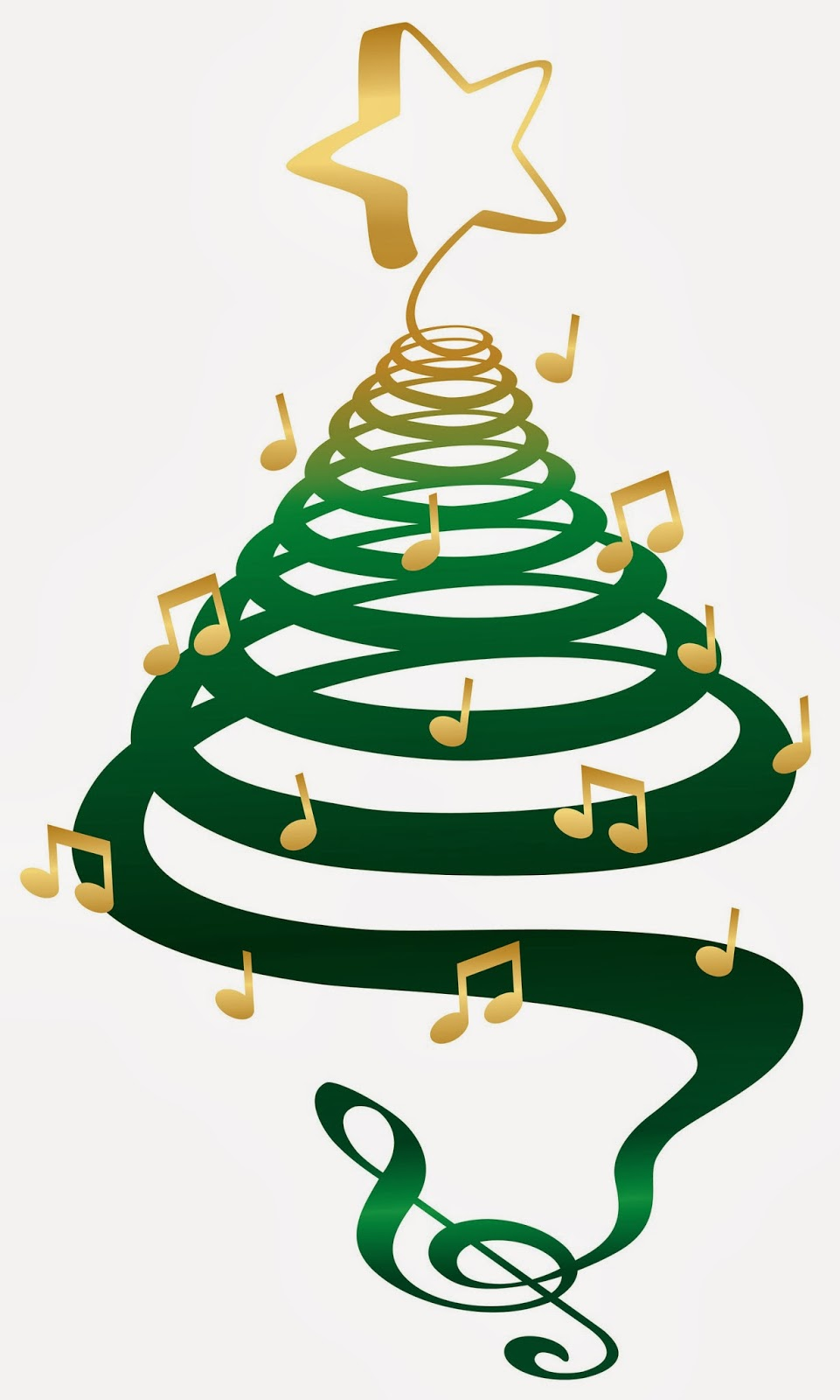 Christmas Music Notes.Christmas Tree Music Notes Clipart Panda Free Clipart Images
